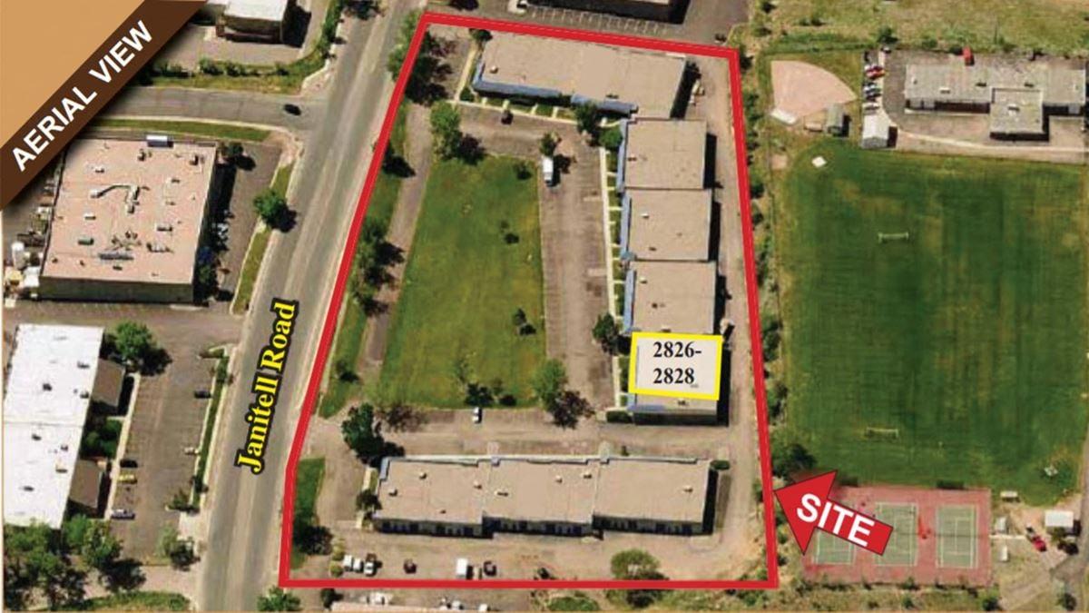 2826 & 2828 Janitell Road Colorado Springs