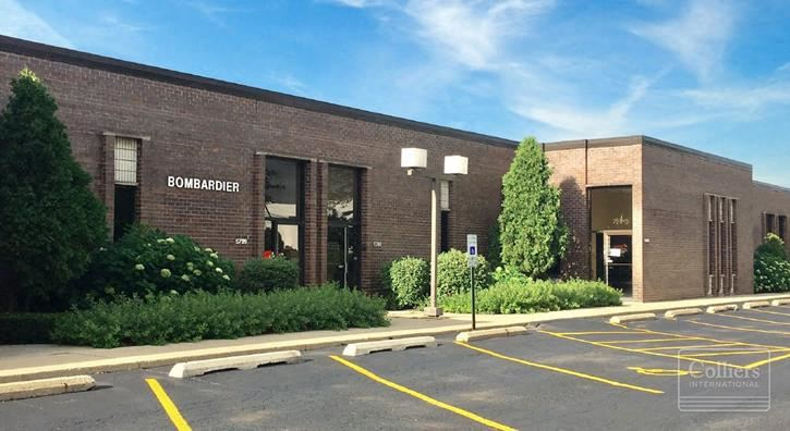 8,782 SF flex space for lease in Niles