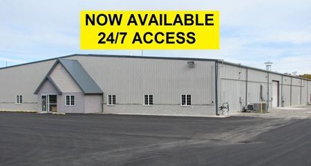 4,800 Sq. Ft. Industrial Space for Sub-Lease - Fort Wayne