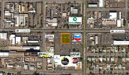 5127 W Glendale, Retail Pad - Shopping Center - Glendale
