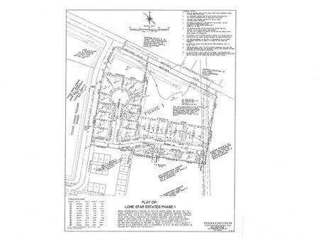 Fully Platted Development Site - Corpus Christi
