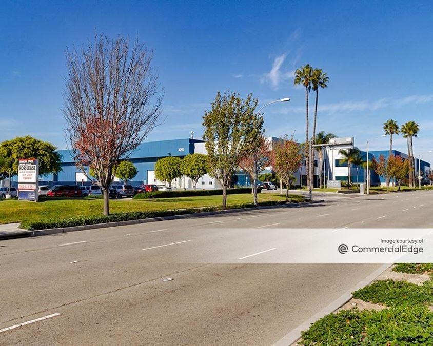 Long Beach Hangar