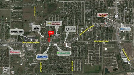 5519 Broadway St Pearland TX (+/-) 1.05 Ac- Land - Pearland