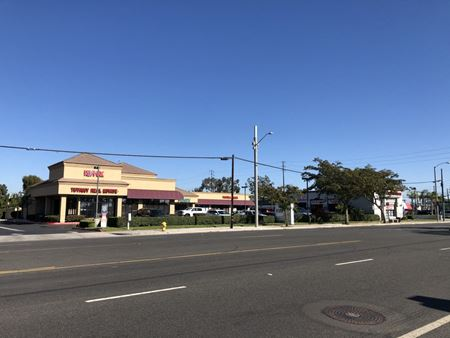 Retail & Office Plaza in Cypress - Cypress