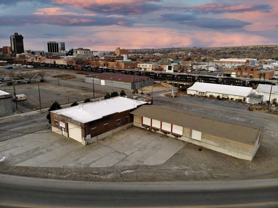 Cross Dock Facility