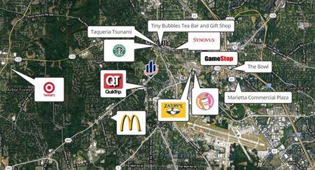 Cash Flowing   Prime Retail Opportunity   Heart of Marietta - Marietta