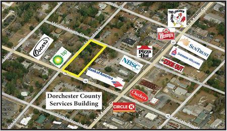 615 N Cedar Street & 123 W Fifth North Street - Summerville