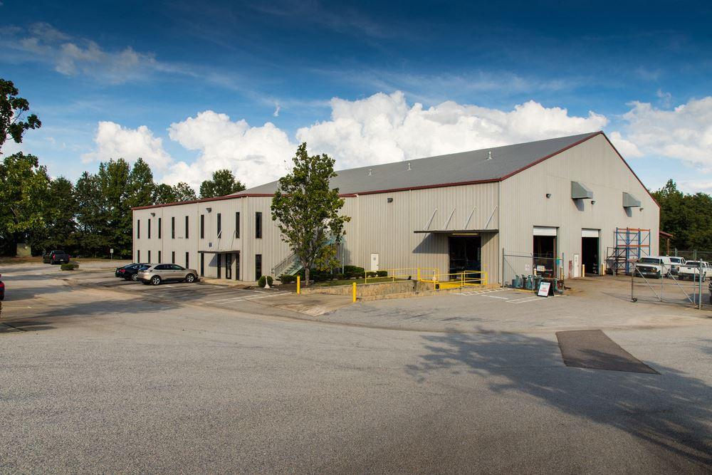 Industrial Building, Augusta. GA