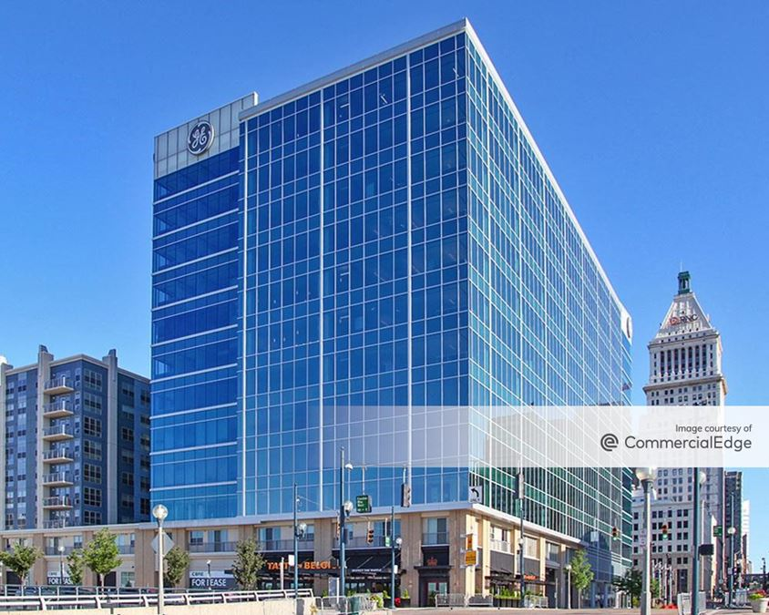 GE Building at The Banks