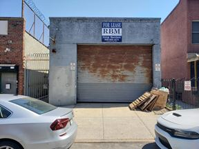 Warehouse w/ Parking + Office Available - Brooklyn