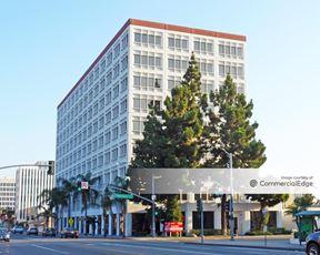 Main Street Town Center - Santa Ana