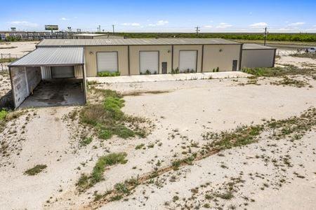 I-37 Office/Warehouse with Yard - Pleasanton