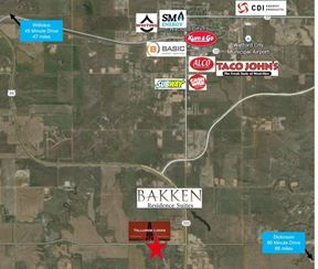 50.66 AC of Industrial Land - Watford City