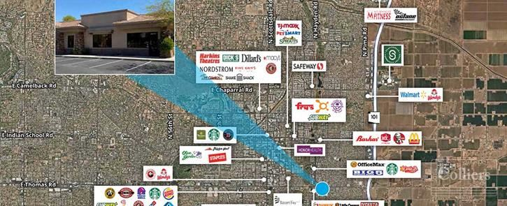 Office Property for Sale or Lease in Scottsdale