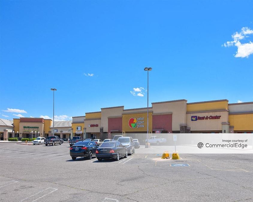 Tri Valley Plaza - 1355 East Florence Blvd