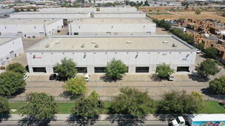 Elm Avenue Industrial Park - Fresno