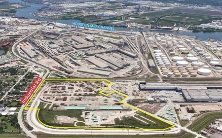 Greens Port Industrial Park, 60 Acre Land Lease - Houston