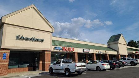 Eagle Point Shopping Center - Evans