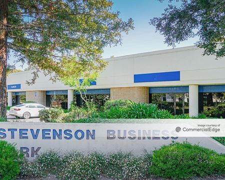 Stevenson Business Park - 40455-40559 Encyclopedia Circle - Fremont