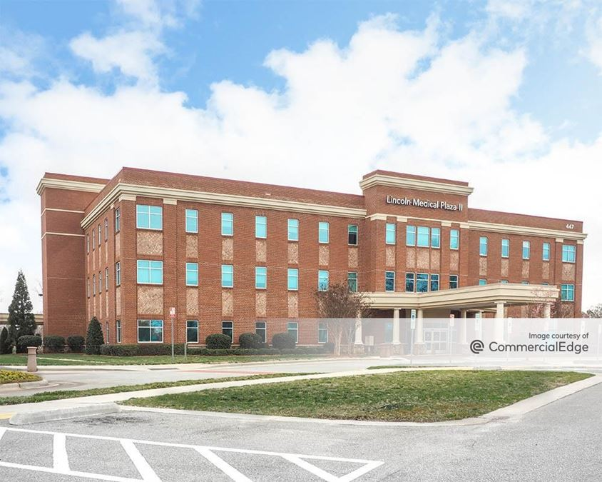 CMC - Lincoln Medical Plaza II