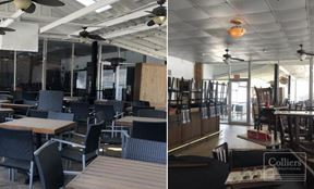 For Lease   3,292 SF + Patio Space Formerly The Union Kitchen