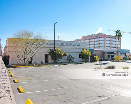 Steinberg Diagnostic Medical Imaging - 2950 South Maryland Pkwy - Las Vegas