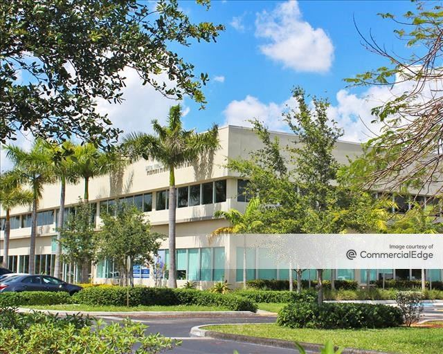 Miami Lakes Business Center