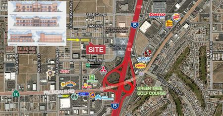 Commercial Land Near Major Thoroughfares - Victorville