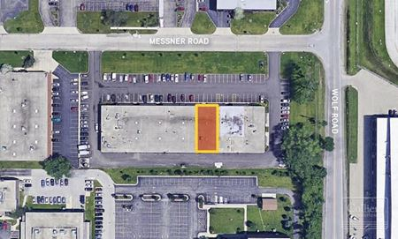 5,000 SF fully air-conditioned unit available for lease - Wheeling