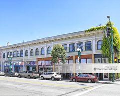 1336, 1338, 1342 & 1344 Park Street - Alameda