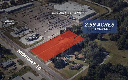 Walmart Outparcel with Prime Frontage - Denham Springs