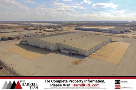 Expansive Industrial Lease Space Off West Loop 340 - Waco
