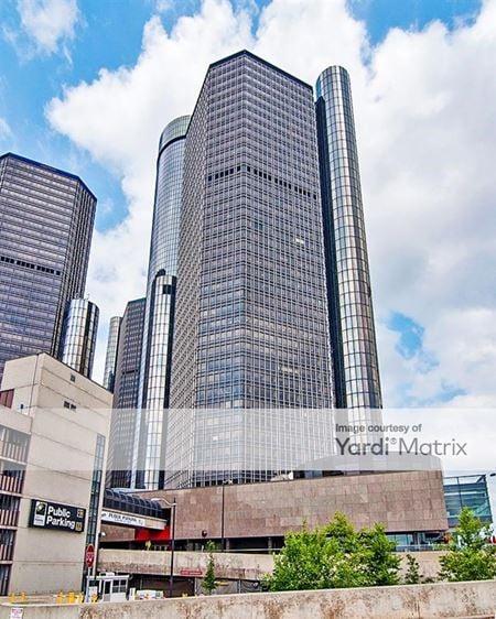 GM Renaissance Center - Tower 400 - Detroit