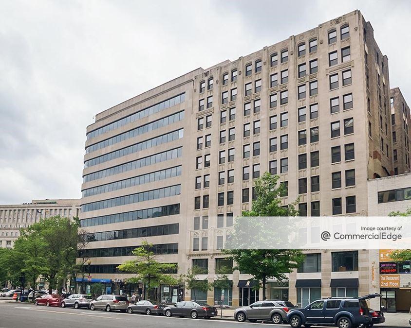 Denrike Building