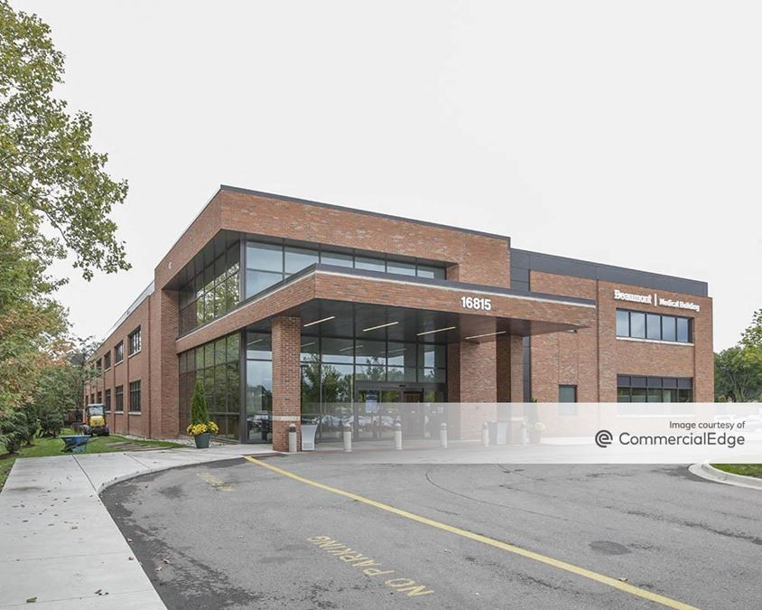 Beaumont Hospital - Beaumont Medical Building