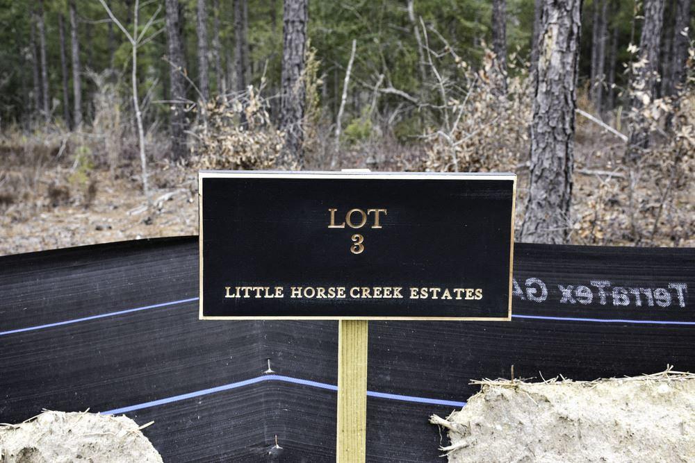 Little Horse Creek Estates: Lot 3