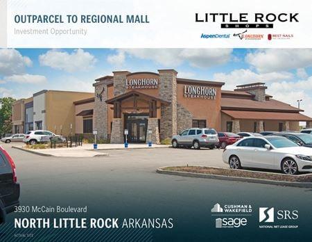 North Little Rock, AR - Little Rock Shops - North Little Rock