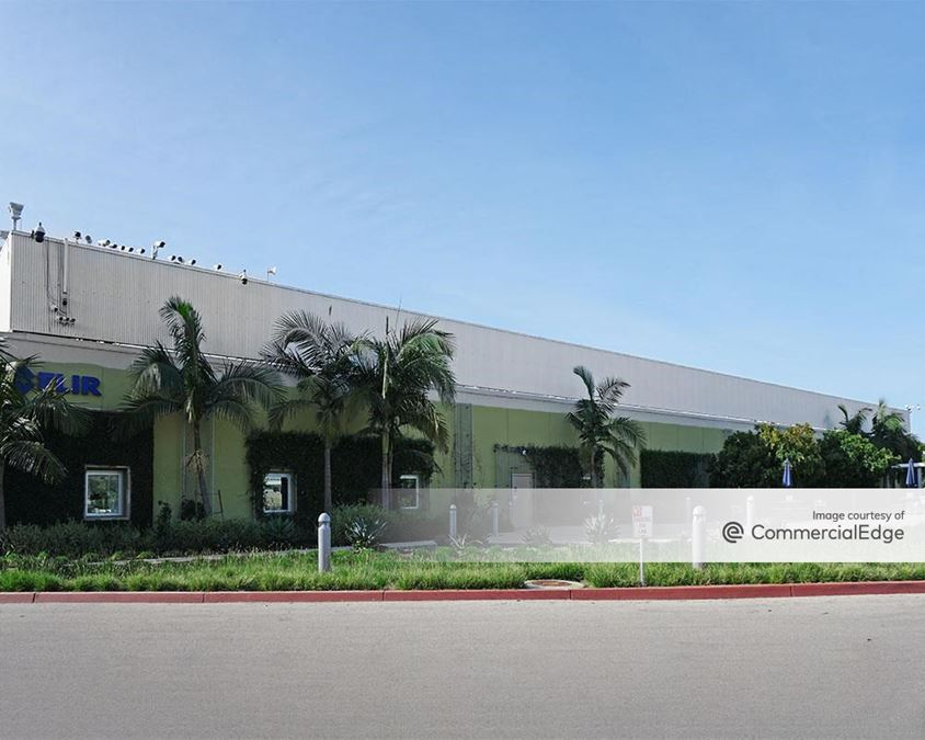 Cabrillo Business Park - 6775 Hollister Avenue