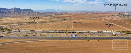 Commercial Center and Land Development Site for Sale in Casa Grande AZ - Casa Grande