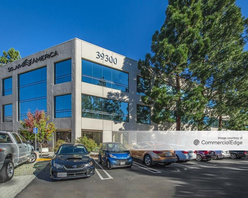 Fremont Office Center - 39300 Civic Center Drive