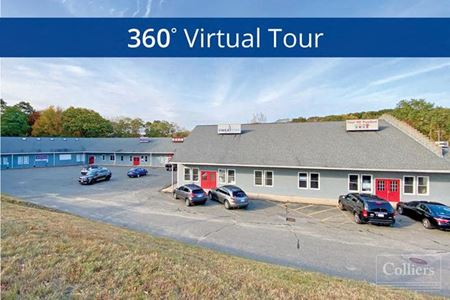 Highly Visible Retail Strip Center - Amesbury