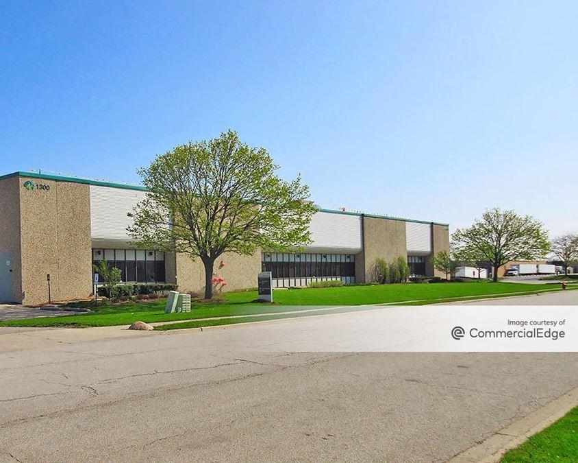Prologis Elk Grove Industrial Park - 1350 Kirk Street