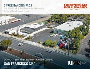 Hayward, CA - Hesperian Blvd Portfolio