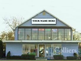 For Sale / Lease - +/- 4,500 SF Retail Building