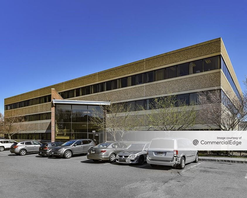 Harbour Pointe Office Park - 80 Everett Avenue