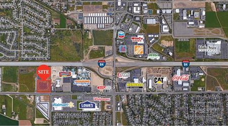 Boise Tech Mall | For Lease | Boise, Idaho - Boise