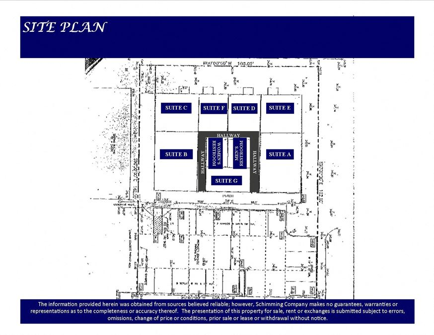 5411 Plaza Drive Suite G