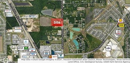 0.89 Acre of Land on Hufsmith Kohrville in Tomball - Tomball