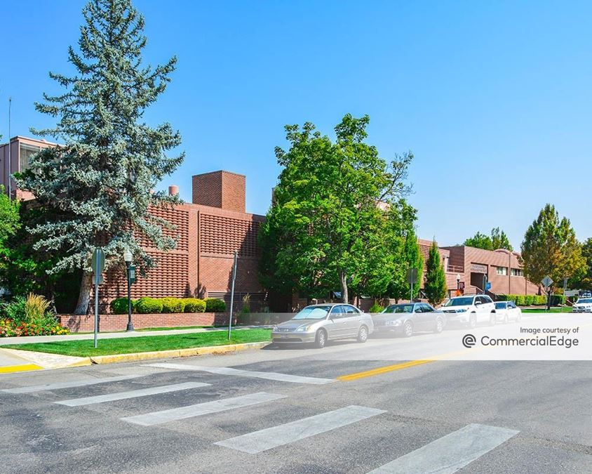 St. Luke's - Security & Central Services Building