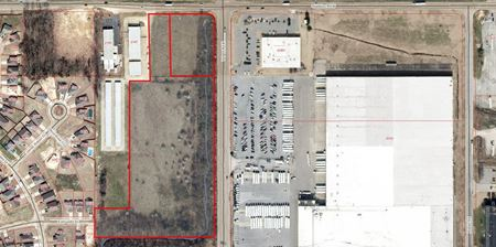 Industrial Lots Right on Stateline Road - Southaven